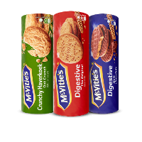 Een afbeelding van bij €10 aan McVitie's producten*