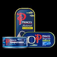 Een afbeelding van bij €8 aan Princes producten*