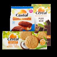 Een afbeelding van bij €10 aan Céréal producten*