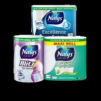 Een afbeelding van bij 4 Nalys producten*