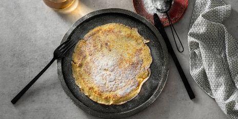 Koolhydraatarm ontbijt: koolhydraatarme pannenkoeken