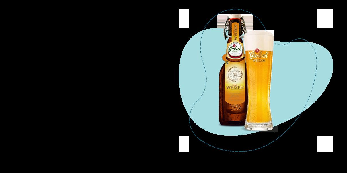 Genieten met een heerlijk biertje