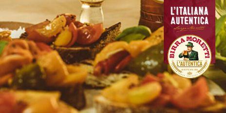 Bruschetta met tomaat en peper van Nonna Celia