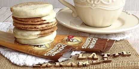 Latte Caramel Koekjes