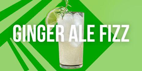 Ginger Ale fizz