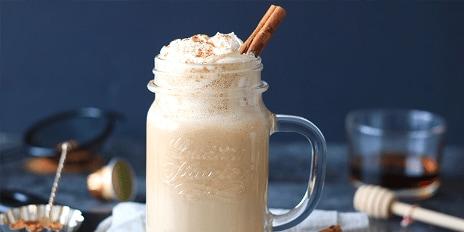 Pumpkin Spice Latte met L'OR Espresso Lungo Estremo