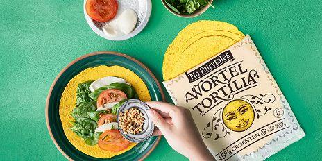 De Wortel Tortilla Caprese