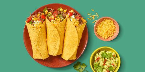 Groente burrito's