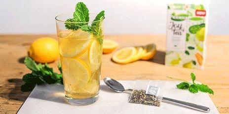 Green Jasmin Iced Tea