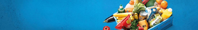 Order your groceries online at Albert Heijn