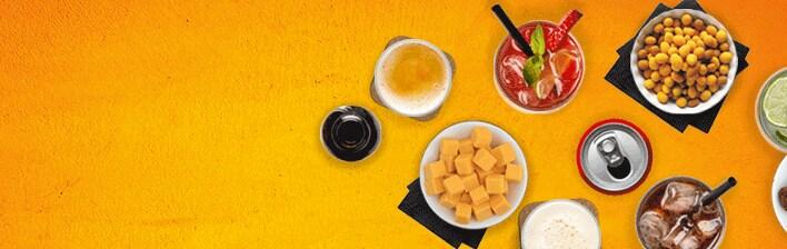 Geef de vrijdagmiddagborrel een oranje tintje