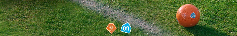 Albert Heijn als supporter van voetballend Nederland