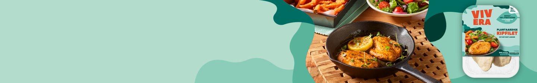 Nieuw: Plantaardige kipfilet. Probeer nu!