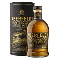 Een afbeelding van Aberfeldy Single malt Scotch whisky 12 years
