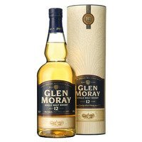 Een afbeelding van Glen Moray Single malt whisky 12 years