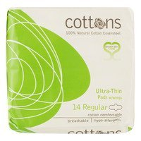 Cottons Ultra-thin pads regular