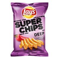 Een afbeelding van Lay's Superchips deep sweet chilli