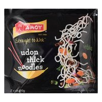 Een afbeelding van Amoy Straight to wok udon thick noodles