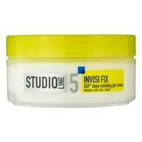 Een afbeelding van Studio Line Invisi Fix modeling gel-cream strong