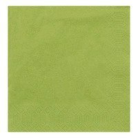 AH Servet herbal green 24 x 24 CM