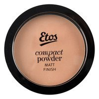 Etos Compact powder cool honey