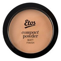 Etos Compact powder deep beige