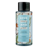 Een afbeelding van Love Beauty & Planet Coconut water shampoo volume