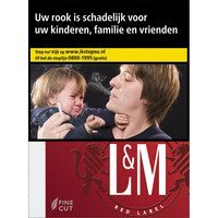 L & M Red label