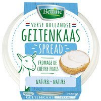 Een afbeelding van Bettine Geitenkaas spread naturel