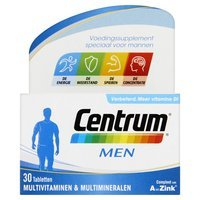 Een afbeelding van Centrum Men multivitaminen en multimineralen