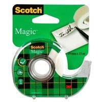 Een afbeelding van Scotch Magic invisible tape