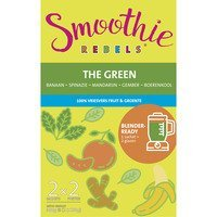 Een afbeelding van Smoothie Rebels The green