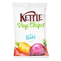 Een afbeelding van Kettle Vegetable chips sea salt
