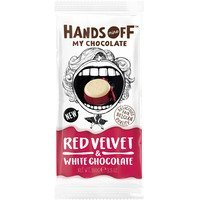 Een afbeelding van Hands Off Red velvet & white chocolate