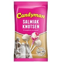 Candy Man Salmiak knotsen