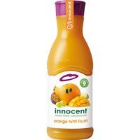 Een afbeelding van Innocent Orange tutti frutti juice blend