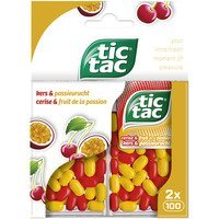 Tic Tac Cherry-passion duo-pack