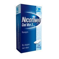 Nicotinell Gums cool mint 2mg