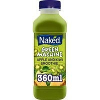 Een afbeelding van Naked Smoothie green machine