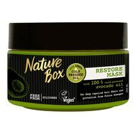 Een afbeelding van Nature Box Jar Treatment Avocado