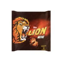 Lion Mini's melkchocolade