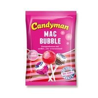 Candy Man Mac bubble best of mix