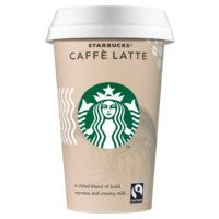 Een afbeelding van Starbucks Chilled Classic Caffe Latte Seattle