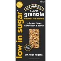 Een afbeelding van Eat Natural Super granola low in sugar
