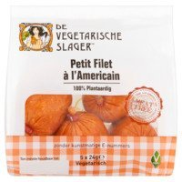 Filet americain (vegetarisch)