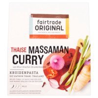Een afbeelding van Fairtrade Original Massaman curry pasta