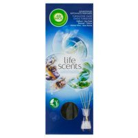 Airwick Life scents geurstokjes turquoise oase