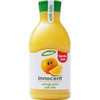 Een afbeelding van Innocent Orange juice with bits