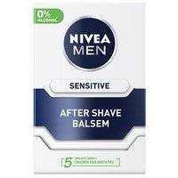 Een afbeelding van Nivea Men Sensitive aftershave balsem