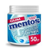 Mentos Gum Pure fresh frost strong peppermint